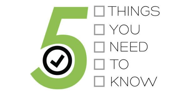 5 cose da sapere su una soluzione GPS