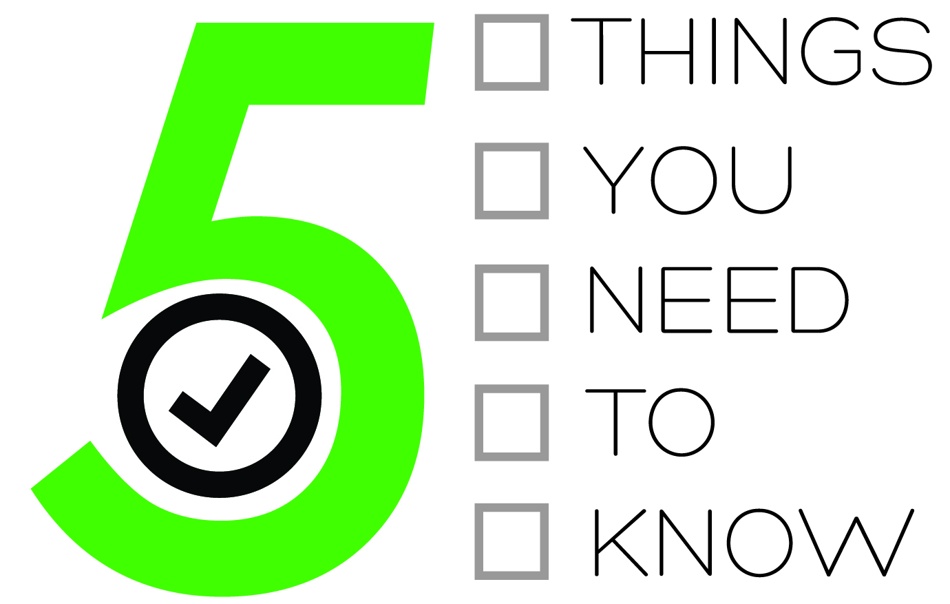 5 things about GPS