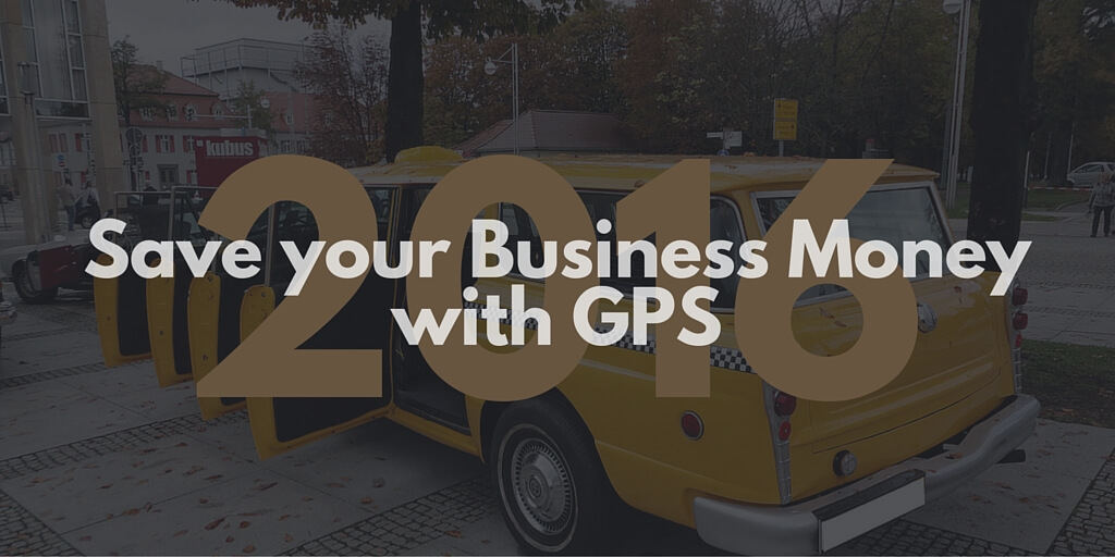 Save your money with GPS