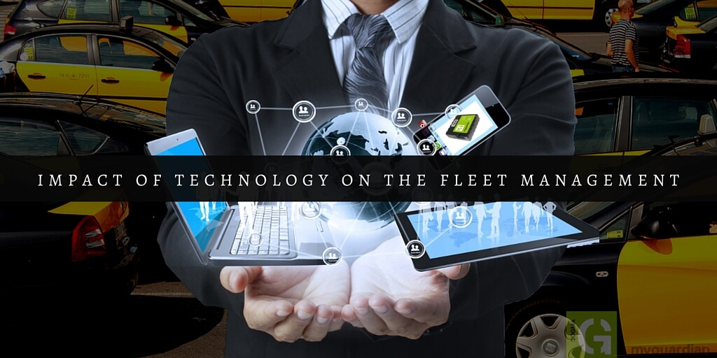 Impact of technology on fleet management