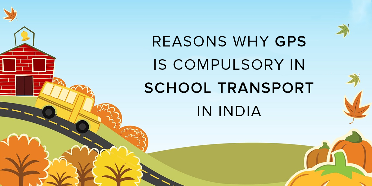 GPS compulsory in school transport
