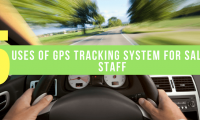 5 Uses of GPS Tracking System for Sales Staff