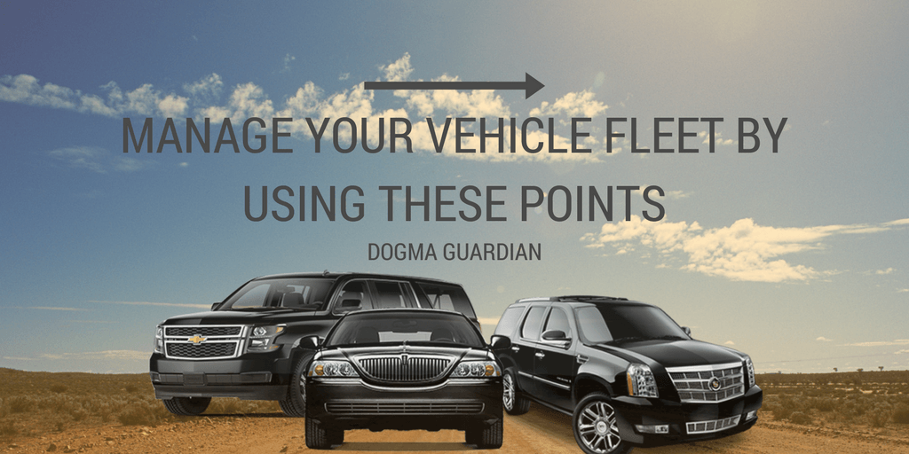 Manage your Vehicle Fleet